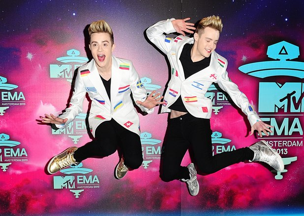MTV European Music Awards: Jedward