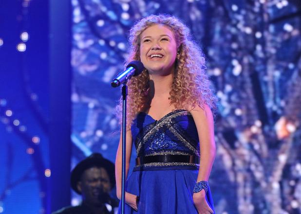 X Factor USA Live Show 2: Rion Paige