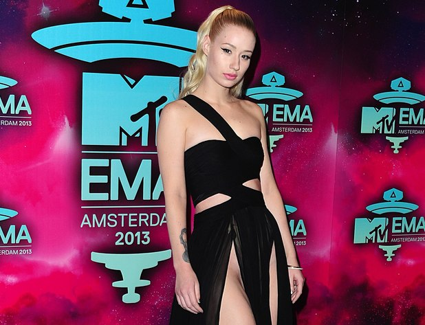 MTV European Music Awards: Iggy Azalea