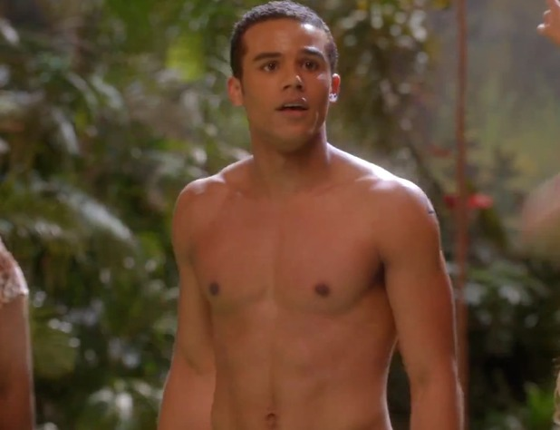 Jacob Artist in 'Glee'