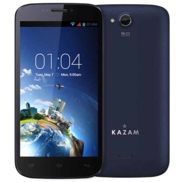Kazam smartphone