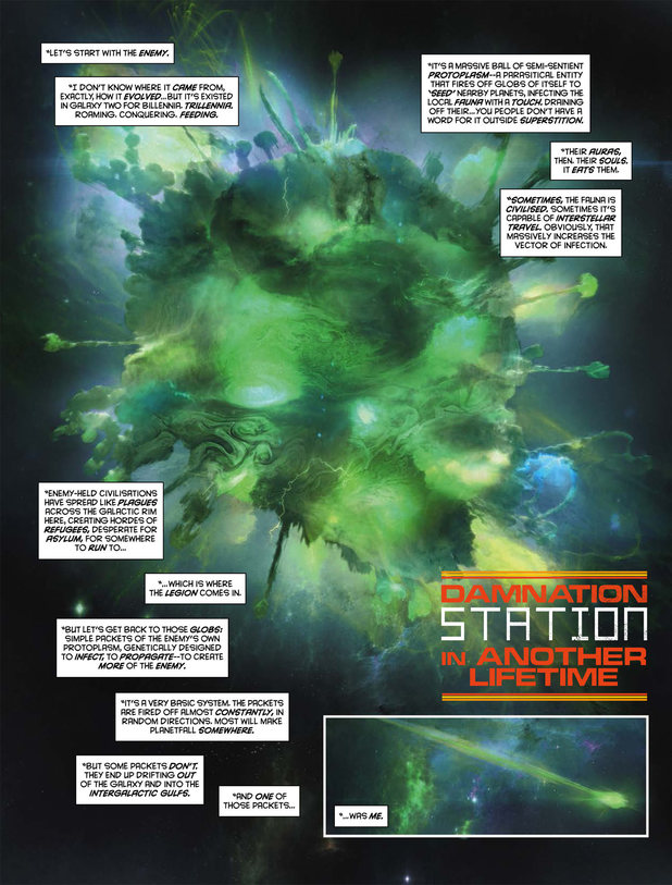 Damnation Station 'In Another Lifetime'