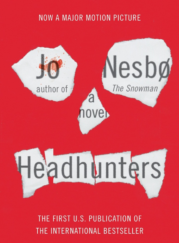 'Headhunters' book by Jo Nesbø