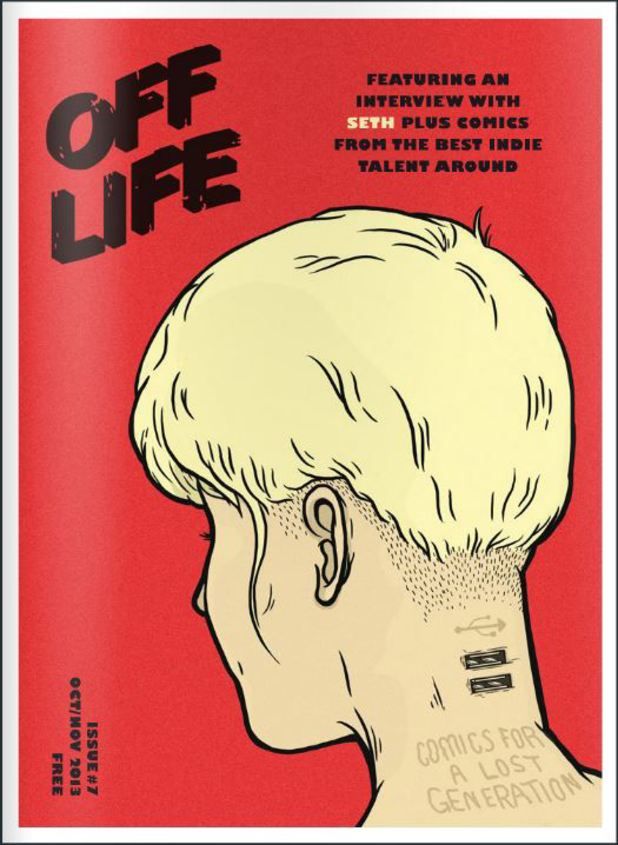 'Off Life' #7