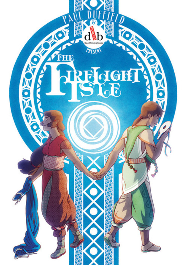 'The Firelight Isle' #0