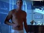 Liam Hemsworth in tiny pants in retro clip