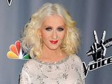 'The Voice' Season 5 Top 12 event, Los Angeles, America - 07 Nov 2013 Christina Aguilera