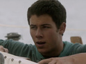 Nick Jonas finds trouble in new trailer for Careful What You Wish For.