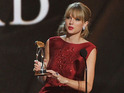 Swift won the prestigious Pinnacle Award, on top of two for her Tim McGraw collaboration.