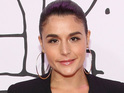 Jessie Ware arriving at the YouTube Music awards 2013