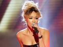 Ferguson believes X Factor singer needs good people around her.