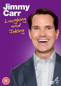 Jimmy Carr: Laughing and Joking DVD cover