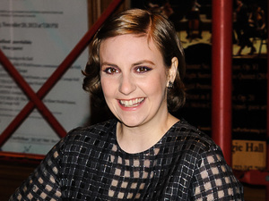 Lena Dunham Glamour Women of the Year Awards, New York, America - 11 Nov 2013