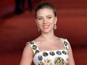 'Her' film premiere at the 8th International Rome Film Festival, Italy - 10 Nov 2013 Scarlett Johansson 10 Nov 2013