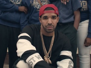 Drake in 'Worst Behaviour' video