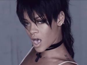 Rihanna in 'What Now' music video