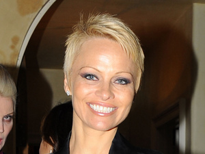 Pamela Anderson at the Bumble and Bumble celebrates Hair event: Fashion and Fantasy by Laurent Philippon, New York