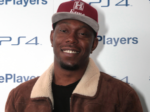 Dizzee Rascal attends the exclusive preview of the PlayStation 4 at the OXO Tower