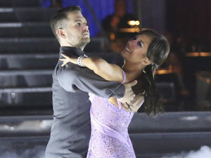 Cheryl Burke and Jack Osbourne