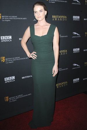 Alice Eve, BAFTA Britannia Awards, Los Angeles, America