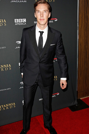 Benedict Cumberbatch, BAFTA Britannia Awards, Los Angeles, America