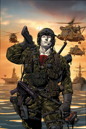 'Bloodshot and HARD Corps: HARD Corps' #0