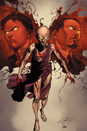 'Harbinger: Bleeding Monk' #0