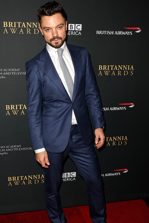 2013 BAFTA Los Angeles Jaguar Britannia Awards presented by BBC America at . Dominic Cooper