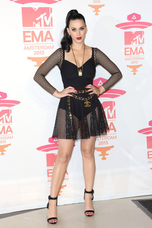 MTV Europe Music Awards (EMA's) 2013 held at Ziggo Dome - Press Room Katy Perry