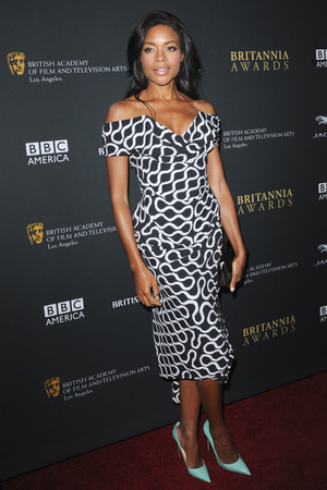 BAFTA Britannia Awards, Los Angeles, America - 09 Nov 2013 Naomie Harris
