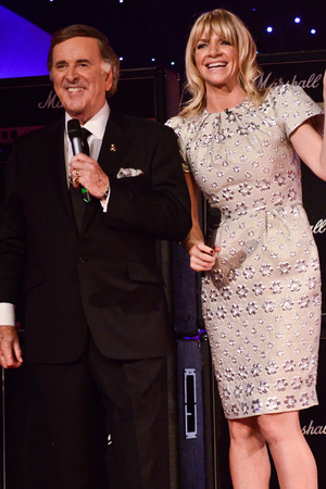Terry Wogan and Zoe Ball on Children in Need 2013