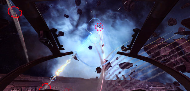 EVE Valkyrie screenshot