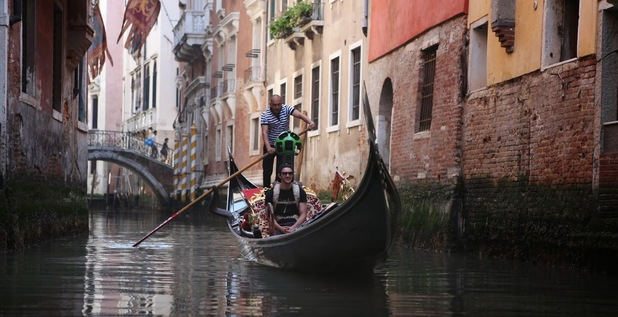 Google Street View imagery of Venice