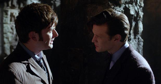 'Doctor Who's 50th anniversary special 'The Day of the Doctor'.