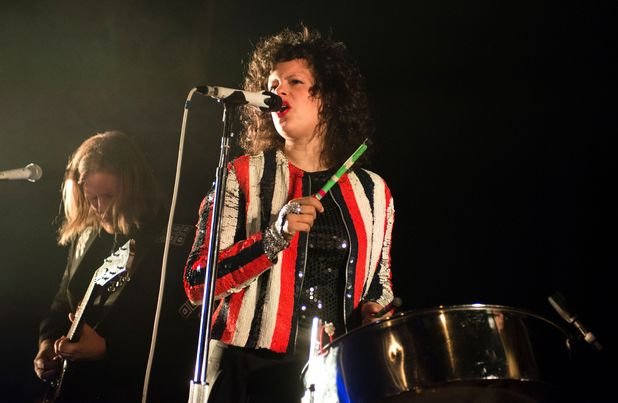 Arcade Fire's Régine Chassagne