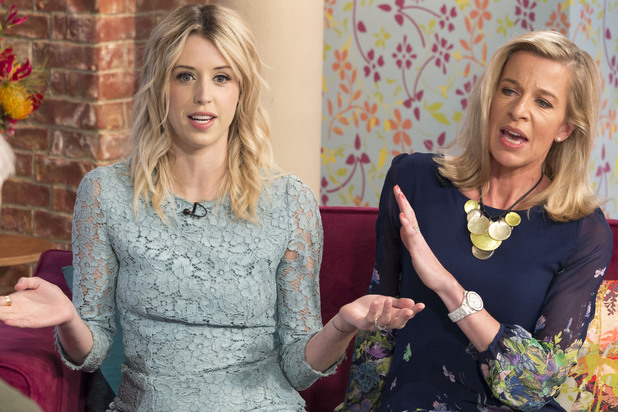 'This Morning' TV Programme, London, Britain - 12 Nov 2013Peaches Geldof and Katie Hopkins 12 Nov 2013