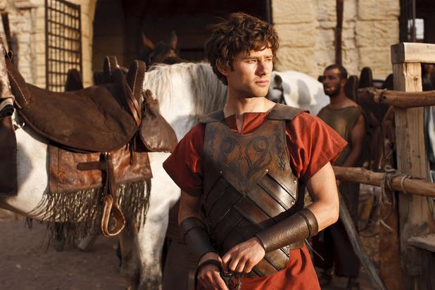 Philemon (James Rastall) in Atlantis episode 8: 'The Furies'