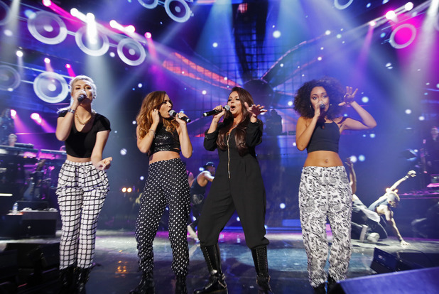 Little Mix perform as part of Children in Need Rocks 2013
