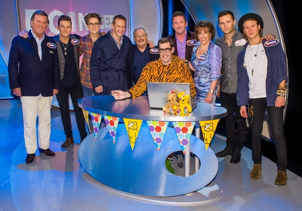 A Children in Need special of 'Pointless'