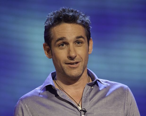 Tom Stade on 'Lee Mack's All Star Cast' TV Programme,