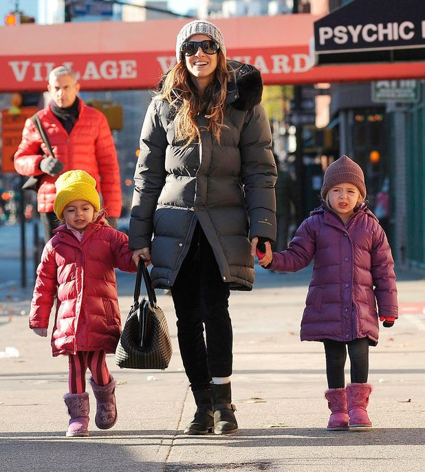 Sarah Jessica Parker and daughters