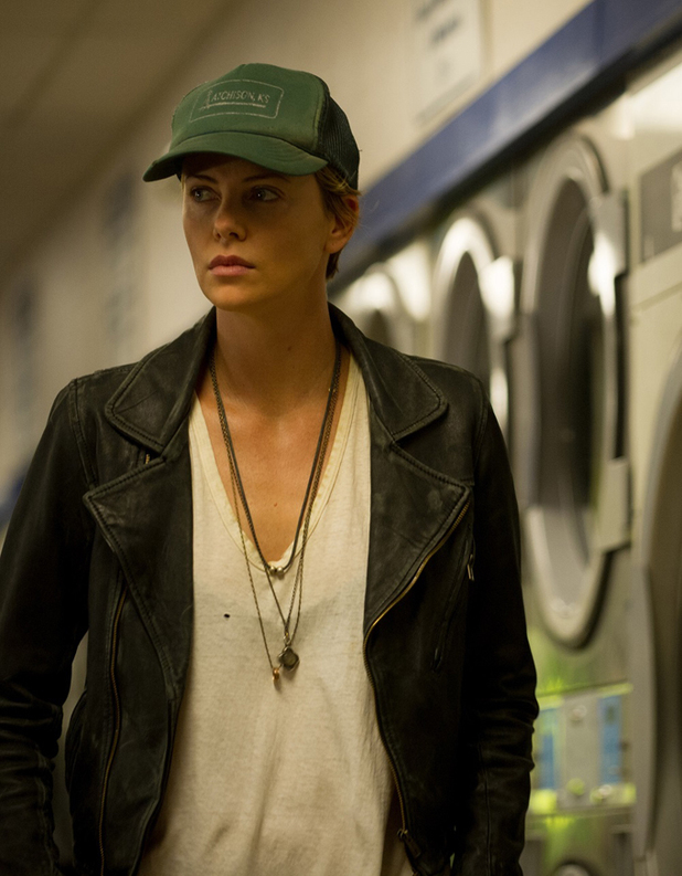 Charlize Theron in 'Dark Places'