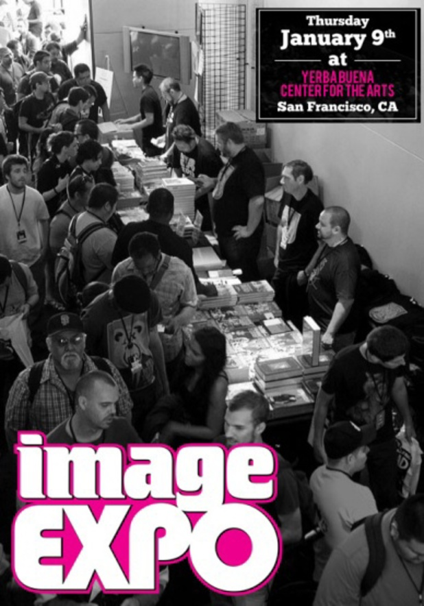 Image Expo January 2014 poster