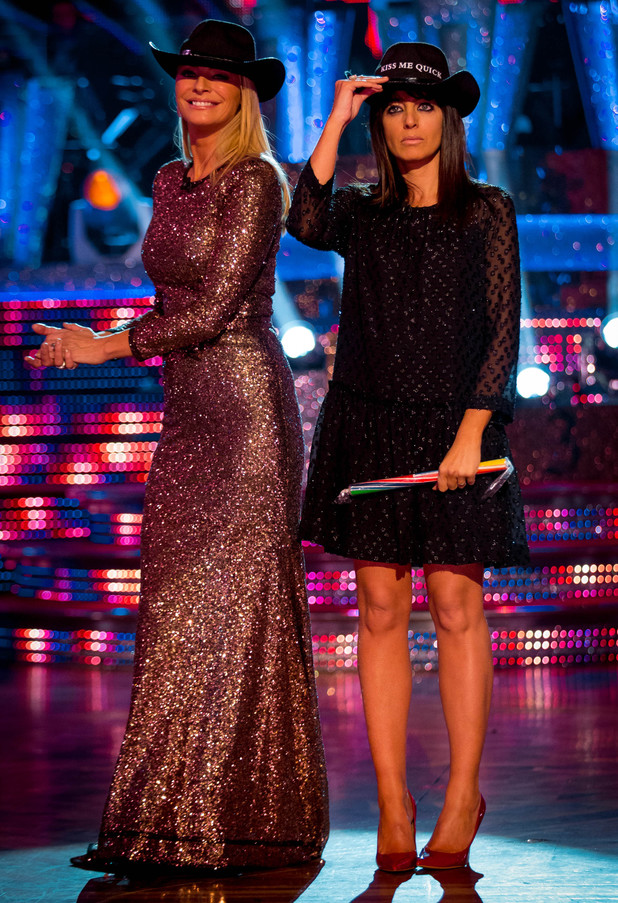 Strictly Come Dancing 2013: Blackpool Results Show