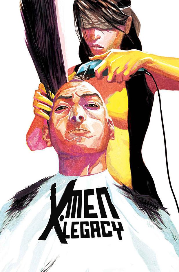 'X-Men Legacy' #24