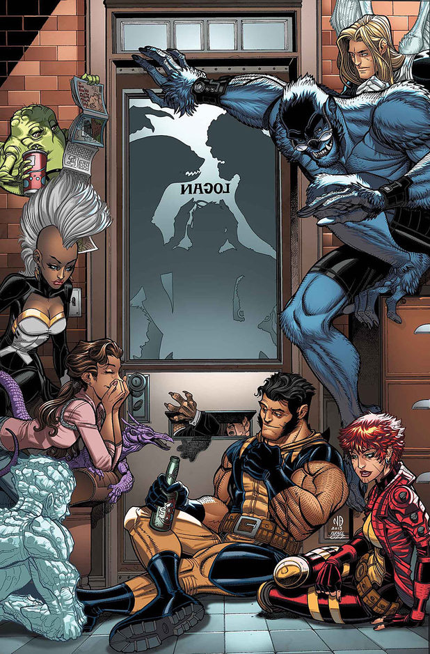'Wolverine and the X-Men' #42