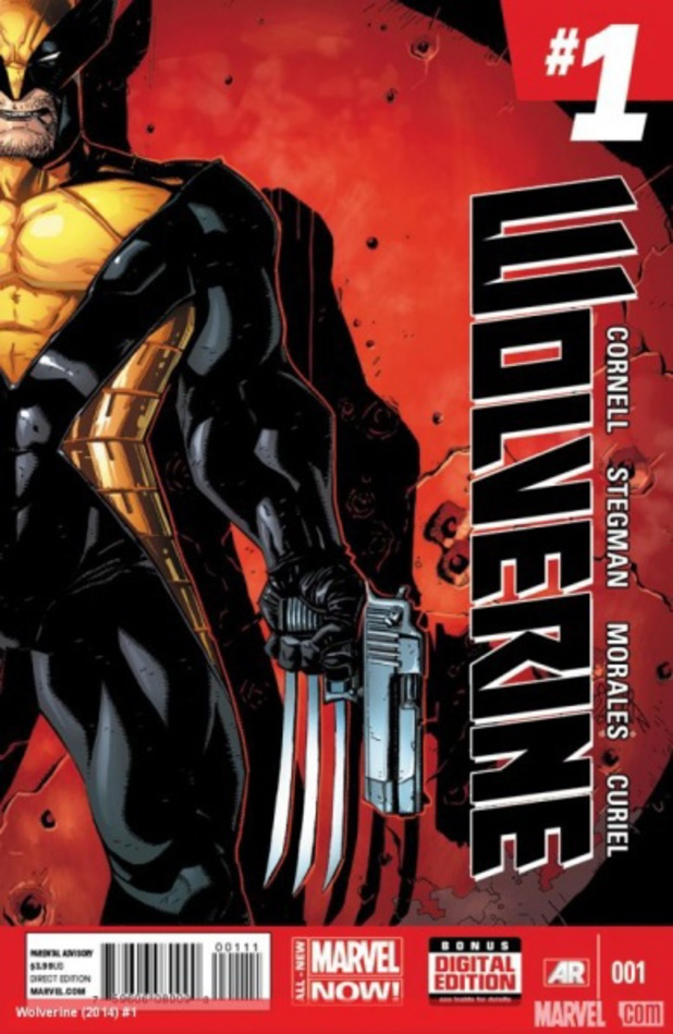 All-New Marvel NOW! 'Wolverine' #1