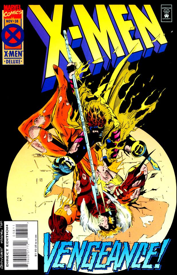'X-Men' #38