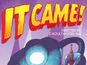 Dan Boultwood's 'It Came!' #4 preview