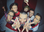 McBusted perform R Kelly hit - video